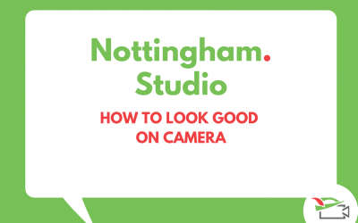 How to look good on camera