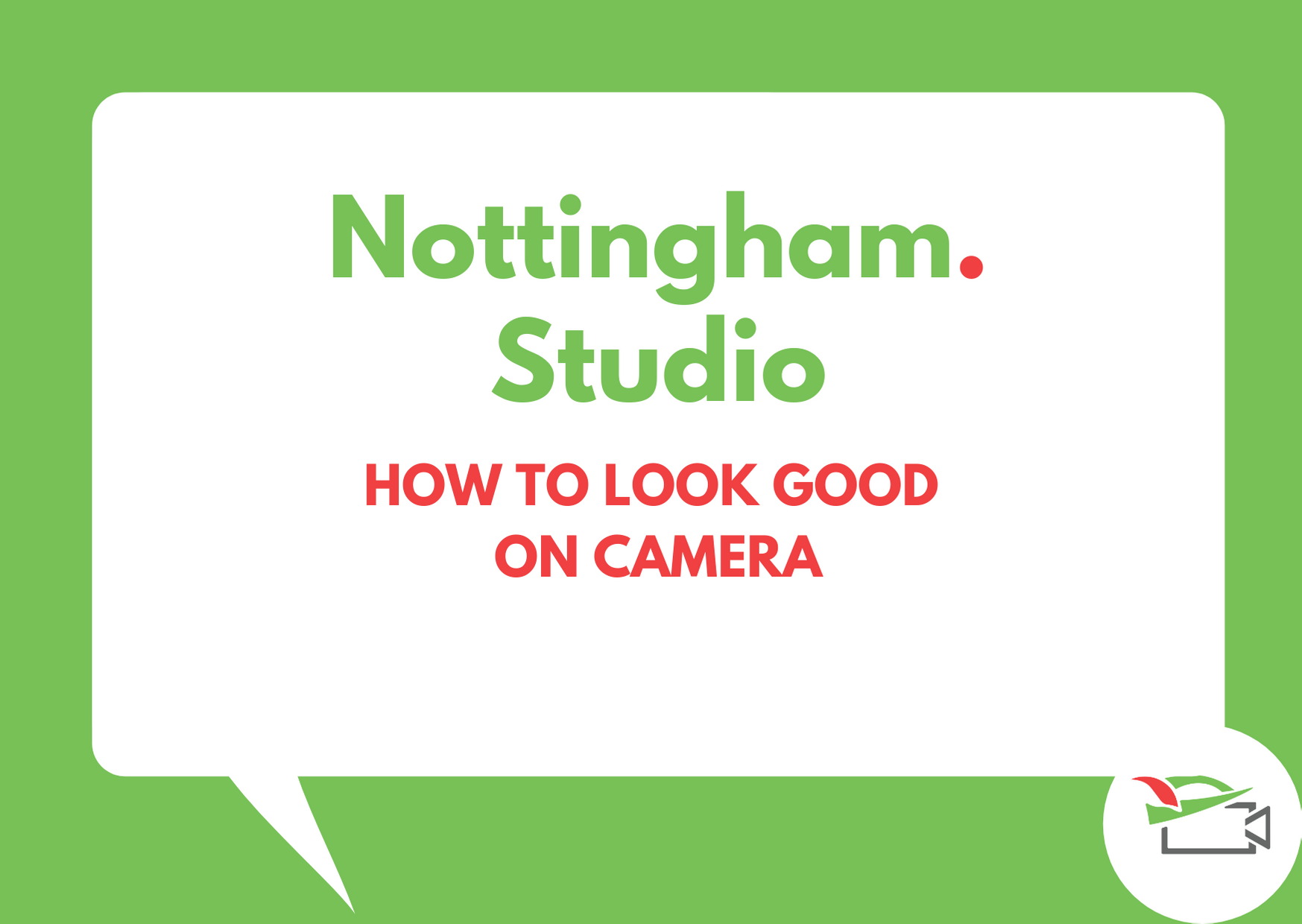 Blog Post Featured Image - How To Look Good On Camera