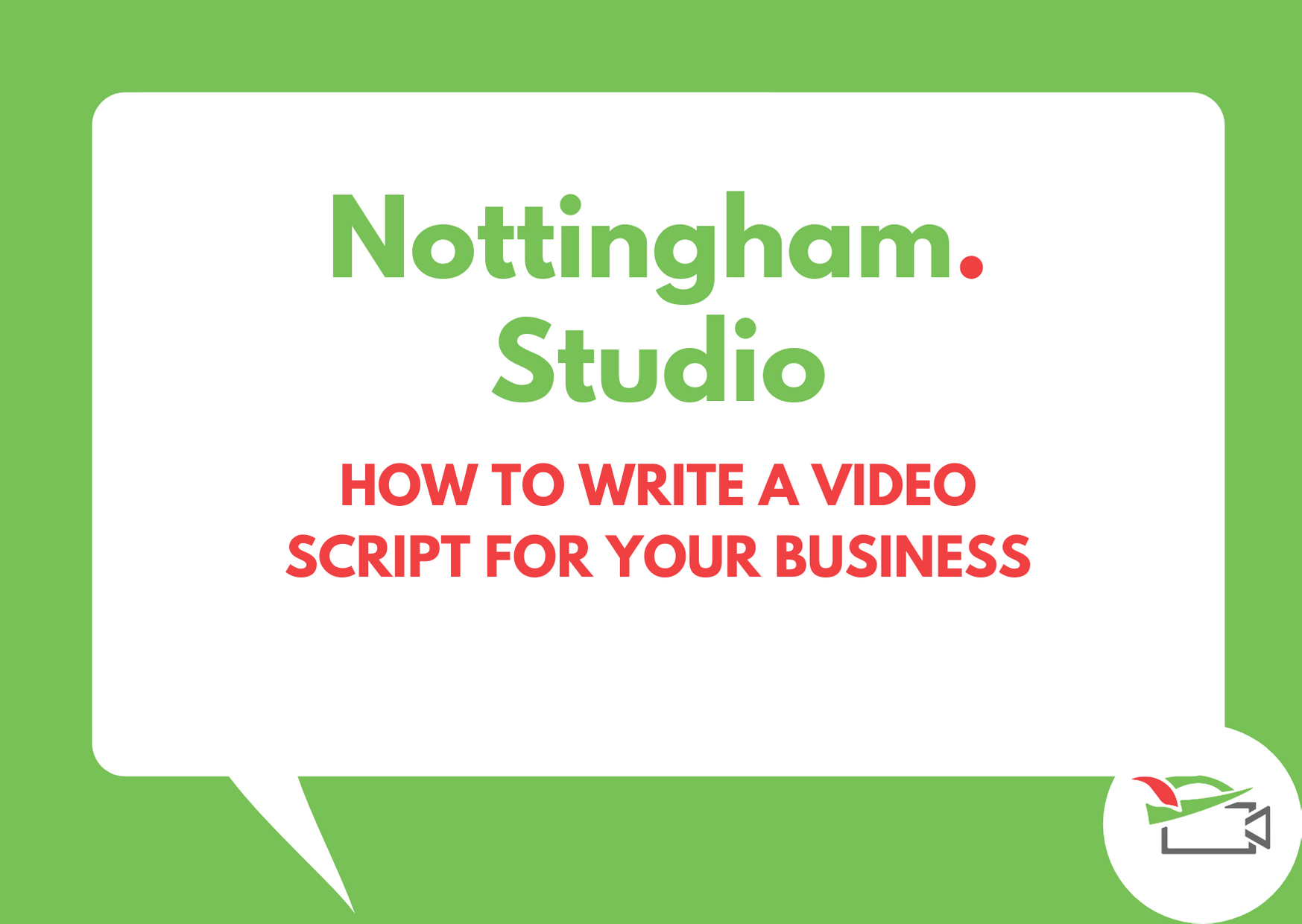 Blog Post Featured Image - How To Write A Video Script For Your Business