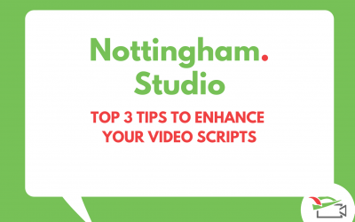 Top 3 tips to enhance your video scripts