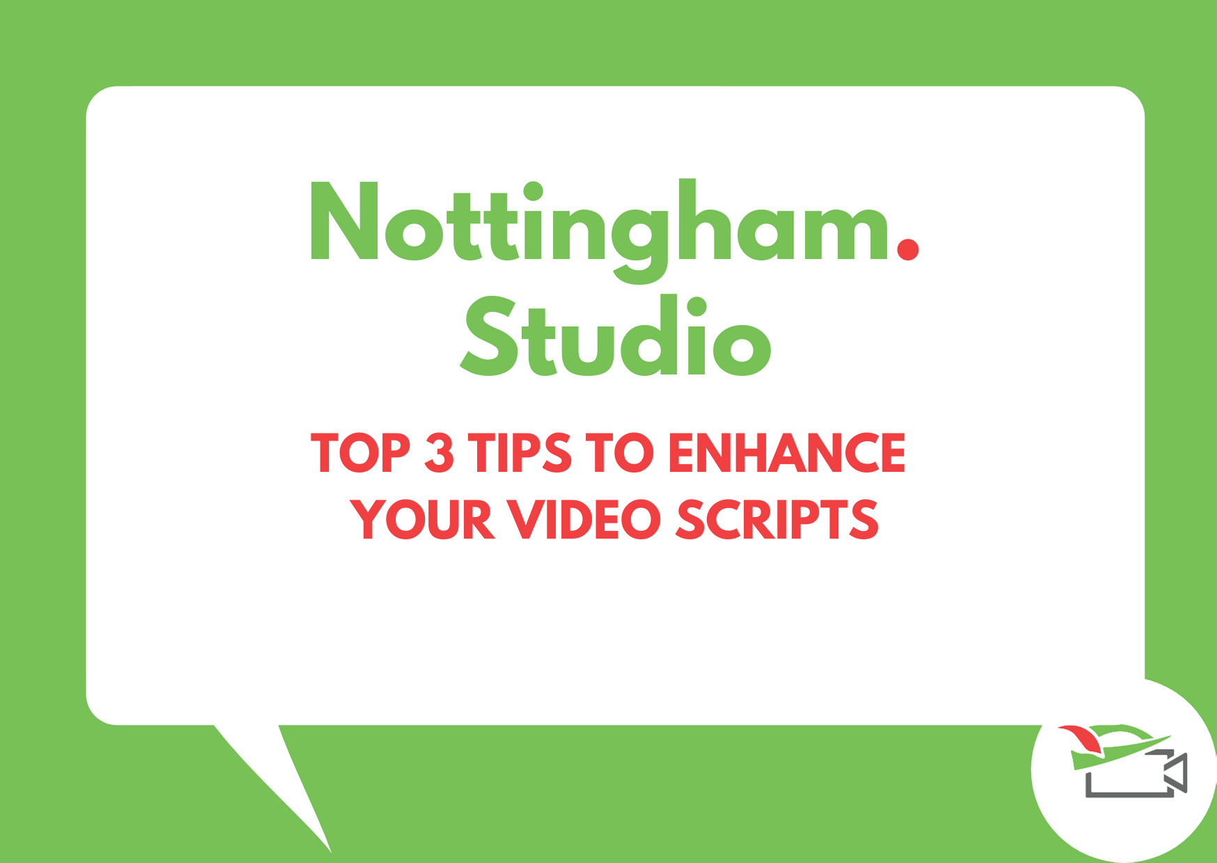 Blog Post Featured Image - Top 3 Tips To Enhance Your Video Scripts